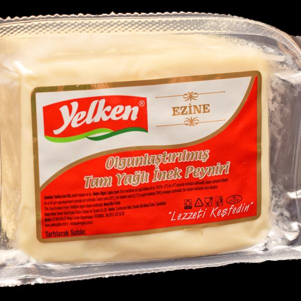 Yelken Ezine İnek PEyniri Tartılarak Satılırı 12kg