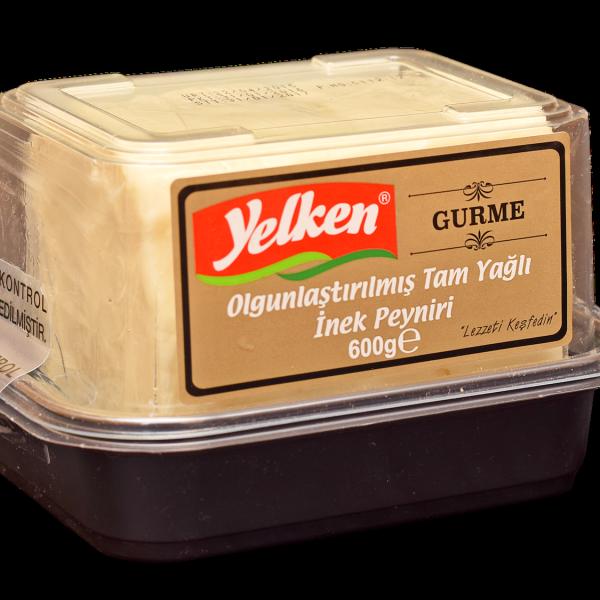 Yelken Ezine İnek Peyniri Gurme 600g