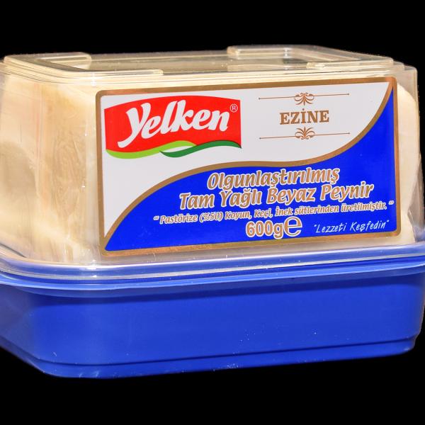 Yelken Ezine Koyun Peyniri 600gr
