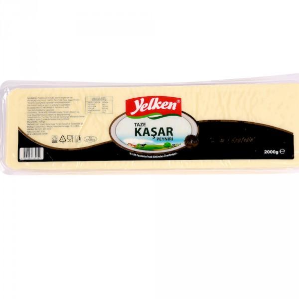 Yelken Taze KAşar Peyniri 1000gr