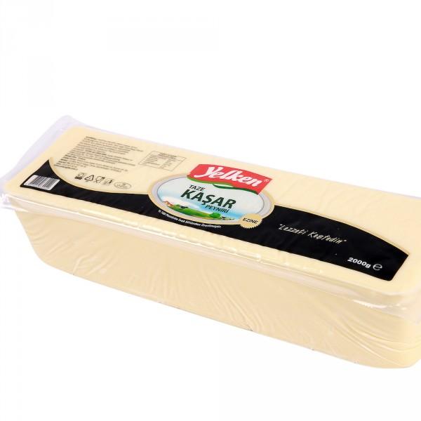 Yelken Taze Kaşar Peyniri 2000gr