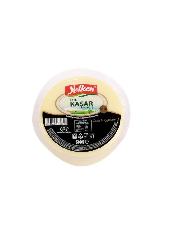 Yelken Taze Kaşar Peyniri 500gr