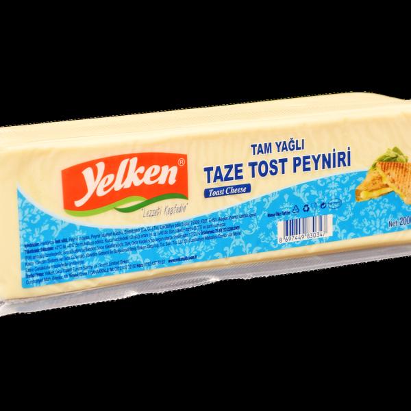 Yelken  Taze Tost Peyniri 2000gr
